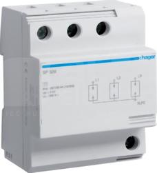 SP320 3P 100kA Ogranicznik przepięć B