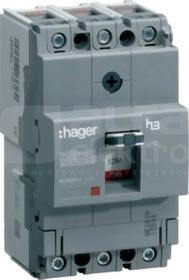 HHA080H 80A 3P Wyłącznik mocy 25kA
