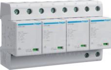 SPN801 4P TN-S Ogranicznik przepięć typ 1+2