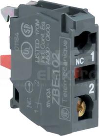 HZF302 styk pomocn.1NC Rozłącznik obciążenia-akces.