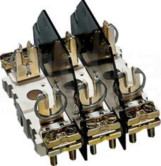L00 NH00 3x160A Podstawa bezpiecznikowa