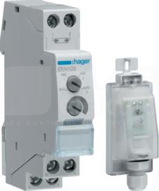 EEN100 230VAC 16A Wyłącznik zmierzchowy z czujnikiem