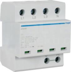 SPA401 4P TN-S/TT Ogranicznik przepięć