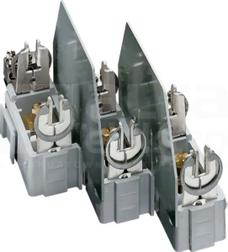 L00M NH00 3x125A Podstawa bezpiecznikowa