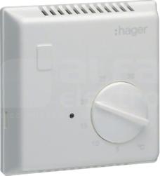 EK053 1Z/10A 230VAC Termostat bimetalowy