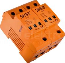 SM50B/4P Ogranicznik przepięć SIMTEC