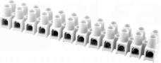 LTA 12-10,0 typ 512 Złączka gwint.termopl.biały