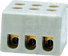 ZPA 3-2,5 typ 233 Złączka gwint.porcelanowa