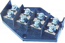 ZPT 4x16 Płytka odgałęźna