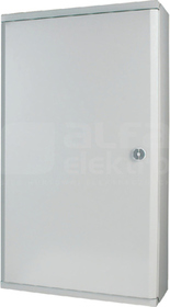 BP-O-600/7-C 4x24mod IP30 Rozdzielnica natynkowa z wyposażeniem