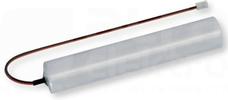 NICD 3,6V 2500mAh C biały Pakiet akumulatorów