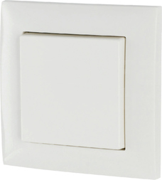 CRAZ-01/01 biały Ramka 55x55mm