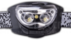 HEADLIGHT 3 LED 3xAAA Latarka czołowa