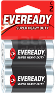 EVEREADY SUPER HEAVY DUTY C R14 (2szt) Bateria