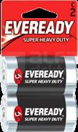 EVEREADY SUPER HEAVY DUTY C R14 (2szt) Bateria