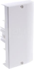 PS KIO 100x50 Końcówka listwy kablowej