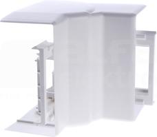 PS KIO 100x50 Narożnik wewnętrzny listwy kablowej
