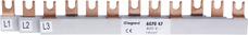 BI3/16x12 12mod Szyna grzebieniowa trzybiegunowa