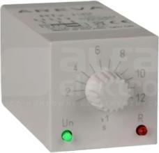 RTx-132 220/230VAC/DC 1-12s Przekaźnik czasowy