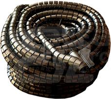 WE15 (50mb) Wężyk spiralny-szybko wiąz.