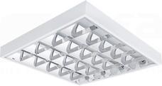 NOTUS 3 418W EVG NT Oprawa świetlówkowa rastrowa natynkowa 600x600