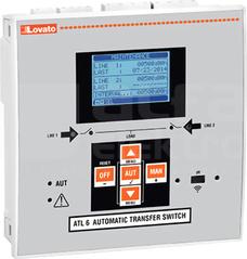 ATL610 Automatyczny przełącznik SZR