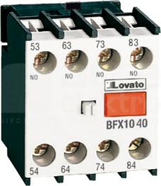 BFX1022 2NO+2NC Styk pomocniczy