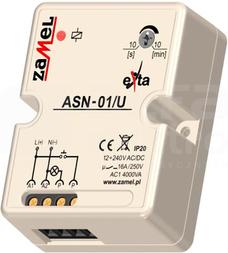 ASN-01/U 12-240VAC/DC Automat schodowy