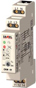 CKM-01 230/400VAC Czujnik kolejności faz