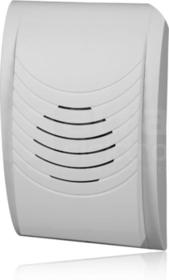 DNS-002/N-BIA 230V biały Dzwonek KOMPAKT