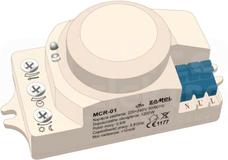 MCR-01 1200W 220-240VAC Mikrofalowy czujnik ruchu