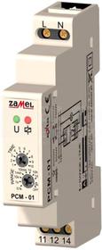 PCM-01 230VAC Przekaźnik czasowy