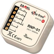 RNP-01 Radiowy nadajnik dopuszkowy 4-kan.