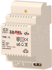 TRM-12 230/12VAC 15VA Transformator