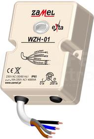 WZH-01 230VAC IP65 Wyłącznik zmierzchowy natynkowy z sondą