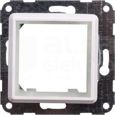 OPTIMA biały Zestaw montażowy modułów 45x45