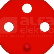 FIORENA/OPTIMA/BARWA/REGINA czerwony Klucz gniazda DATA