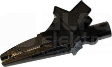 K01 czarny Krokodylek