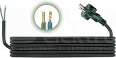 H05RR-F 3x1,0 (5,0m) Przewód przyłączeniowy gumow