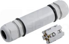 SP6 5x6mm2 Pg21 IP67 Złącze kablowe