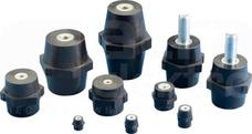 ISO TP 30M8 czarny Izolator wsporczy