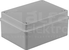 S-BOX 316 150x110x70 IP65 bez dł. Puszka natynkowa