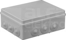 S-BOX 506 240x190x90 IP65 12 dł. Puszka natynkowa