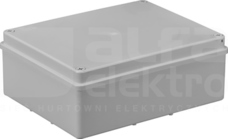 S-BOX 516 240x190x90 IP65 bez dł. Puszka natynkowa