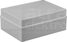 S-BOX 616 300x220x120 IP65 bez dł Puszka natynkowa