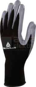 VE712GR czarno-szary 9 Rękawice dziane poliester/nitryl