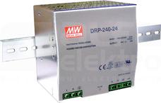 DRP-240 240W 24V/10A Zasilacz impulsowy 1 kl.izol