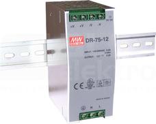 DR-75 75W 24V/3,2A Zasilacz impulsowy 1 kl.izol