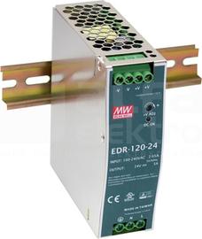 EDR-120 120W 24V/5A Zasilacz impulsowy