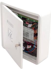 RZN 4408-K Centrala oddymiania kompaktowa